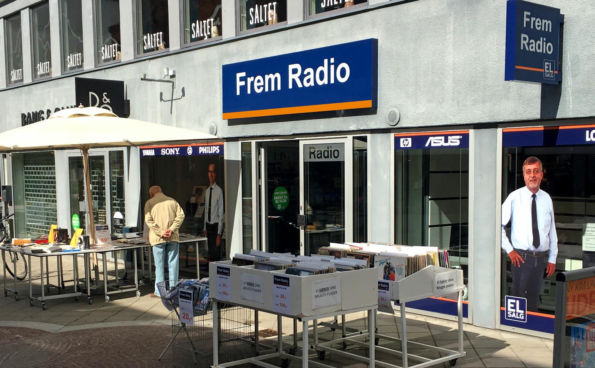 El- Salg Frem Radio