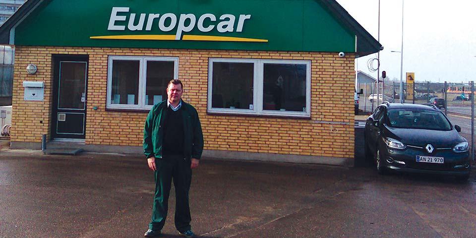 Europcar Biludlejning