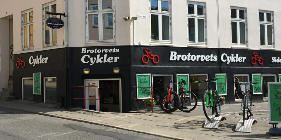 Brotorvets Cykler