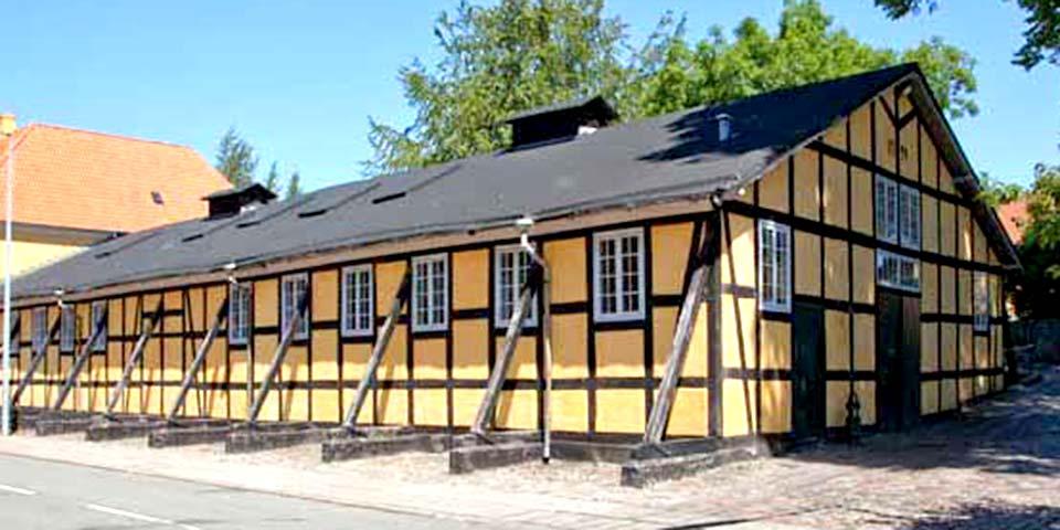 Grønnegades Kaserne Kulturcenter