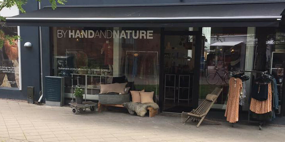 By Hand And Nature